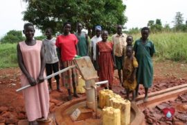 drop in the bucket amokoge primary school lira uganda africa water well-12
