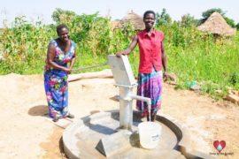 drop in the bucket water wells uganda angai ongosor community-138
