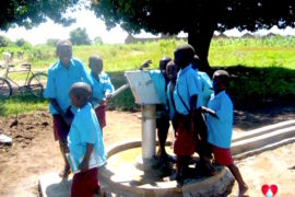 Drop in the Bucket Completed water wells charity Uganda Ayito Primary School-4281
