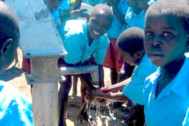 Drop in the Bucket Completed water wells charity Uganda Ayito Primary School-4285
