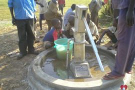 Water wells Africa Uganda Drop In The Bucket Ayile Primary School-b