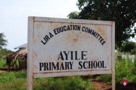 Water wells Africa Uganda Drop In The Bucket Ayile Primary School-05