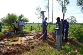 Water wells Africa Uganda Drop In The Bucket Ayile Primary School-07