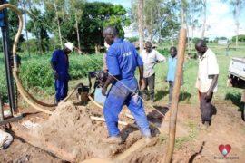 Water wells Africa Uganda Drop In The Bucket Ayile Primary School-22