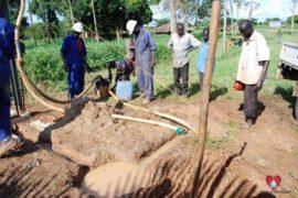 Water wells Africa Uganda Drop In The Bucket Ayile Primary School-23