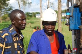 Water wells Africa Uganda Drop In The Bucket Ayile Primary School-34