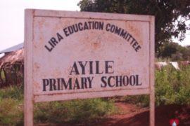 Water wells Africa Uganda Drop In The Bucket Ayile Primary School-61