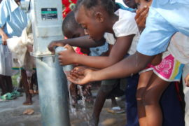 ater wells africa mozambique drop in the bucket maguezane