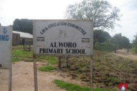 Drop in the Bucket Africa water wells completed projects Alworo primary school