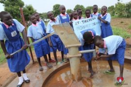 water wells africa south sudan drop in the bucket st theresa primary school-20