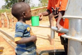 Drop in the Bucket Uganda water well Akumoi village 12
