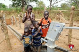 Drop in the Bucket Uganda water well Akumoi village 19