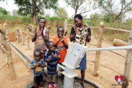 Drop in the Bucket Uganda water well Akumoi village 20
