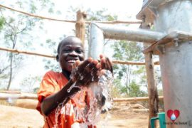 Drop in the Bucket Uganda water well Akumoi village 66