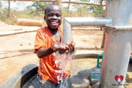 Drop in the Bucket Uganda water well Akumoi village 75