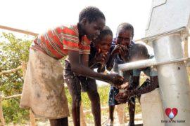 Drop in the Bucket Uganda water well Atigo village 04