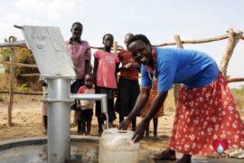 Drop in the Bucket Uganda water well Atigo village 104
