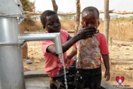 Drop in the Bucket Uganda water well Atigo village 109