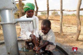 Drop in the Bucket Uganda water well Atigo village 110