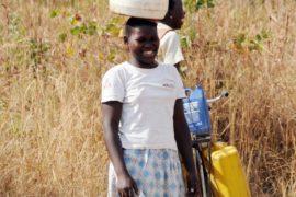 Drop in the Bucket Uganda water well Atigo village 113
