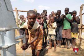 Drop in the Bucket Uganda water well Atigo village 45