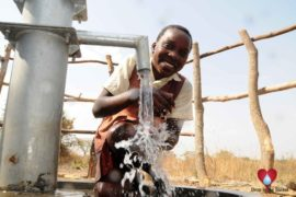 Drop in the Bucket Uganda water well Atigo village 57