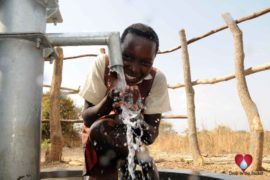 Drop in the Bucket Uganda water well Atigo village 58