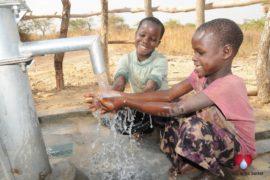 Drop in the Bucket Uganda water well Atigo village 92