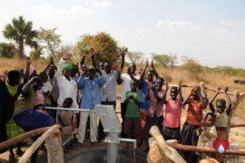 Drop in the Bucket Uganda water well Atigo village 94