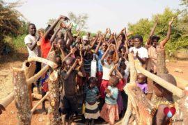 Drop in the Bucket Uganda water well Obangin village 05