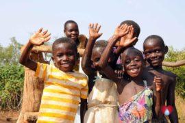 Drop in the Bucket Uganda water well Obangin village 09