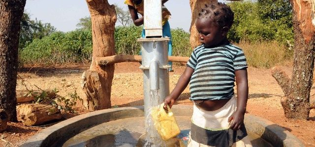 Drop in the Bucket Africa water wells Uganda Soroti Serere Obangin