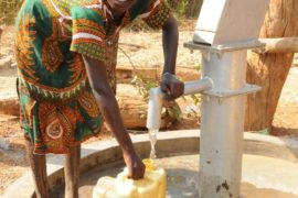 Drop in the Bucket Uganda water well Obangin village 50