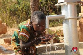Drop in the Bucket Uganda water well Obangin village 56