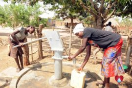 Drop in the Bucket Uganda water well Okidi village 66