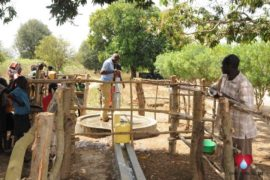 Drop in the Bucket Uganda water well Okidi village 73