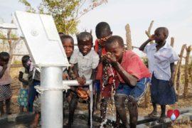 Drop in the Bucket Uganda water well Okuchoi village 08