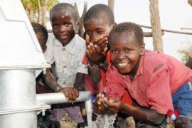 Drop in the Bucket Uganda water well Okuchoi village 10