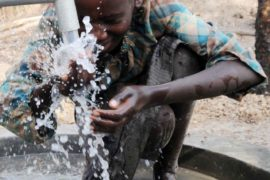 Drop in the Bucket Uganda water well Okuchoi village 14