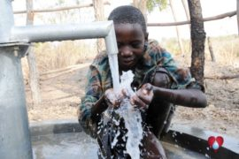 Drop in the Bucket Uganda water well Okuchoi village 15
