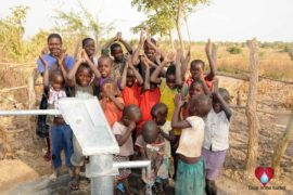 Drop in the Bucket Uganda water well Okuchoi village 18