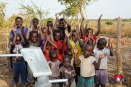 Drop in the Bucket Uganda water well Okuchoi village 22