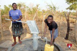 Drop in the Bucket Uganda water well Okuchoi village 27