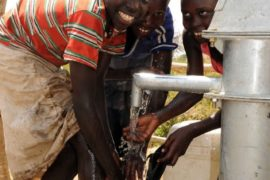 Drop in the Bucket Uganda water well Oyilotor village 08