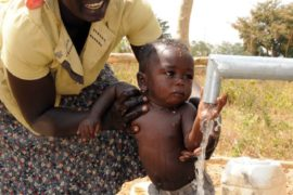 Drop in the Bucket Uganda water well Oyilotor village 09