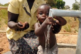 Drop in the Bucket Uganda water well Oyilotor village 16