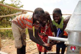 Drop in the Bucket Uganda water well Oyilotor village 18