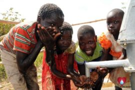 Drop in the Bucket Uganda water well Oyilotor village 19