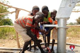 Drop in the Bucket Uganda water well Oyilotor village 20