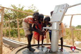 Drop in the Bucket Uganda water well Oyilotor village 21